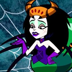 Velma Green the Spider Queen