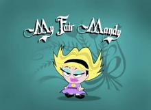 My Fair Mandy Title Card.png