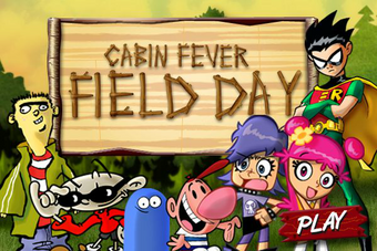 Cabin Fever Field Day The Grim Adventures Of Billy And Mandy Wiki Fandom