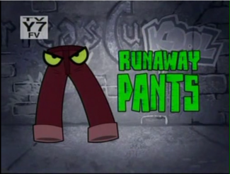 Click here to view more images from Runaway Pants.
