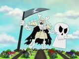 Skeleton Samurai