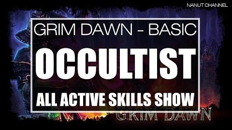 Occultist All Active Skills