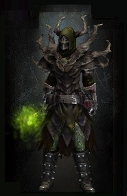 Grim Dawn Dreeg S Evil Eye Build