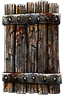 Weathered Tower Shield Icon.png