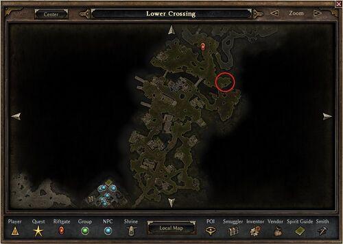 Olman's Axe Location Map.jpg
