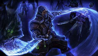 The Nightblade