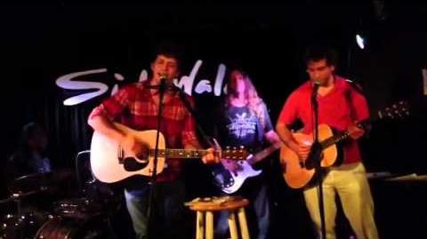 Parker Bagley & the Latchkey Kids @ Sidewalk Cafe