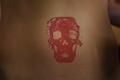 302-Skull on Adalind's stomach