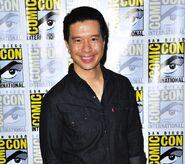 Reggie Lee 2015 Comic-Con