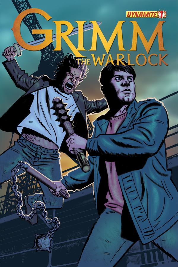 Grimm: The Warlock