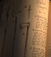 219-Bladed Weapons Grimm Diaries
