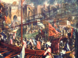Fourth Crusade and the Seven Knights Templar