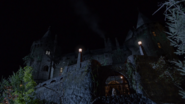 402-Adalind waits outside castle entrance