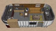 613-BTS Airstream Trailer concept art