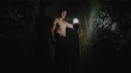 514-Nick inside tunnel door