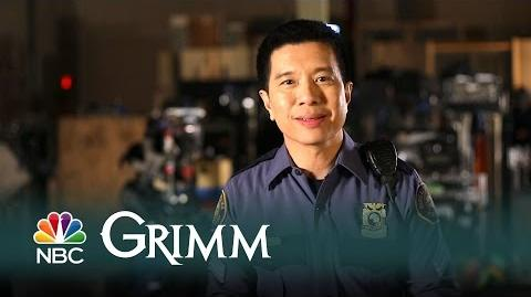 Grimm - Memorable Moments Reggie Lee (Digital Exclusive)