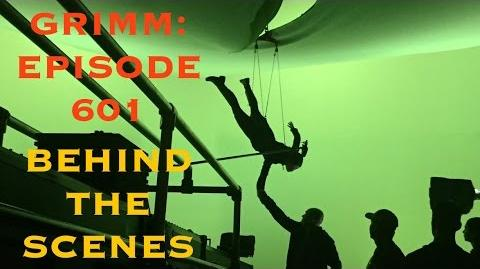 "Grimm - ""Fugitive"" Behind the Scenes look at Death Grip scene"