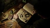 613-Kelly writes diary entry