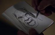 102-Nick's Jägerbar drawing