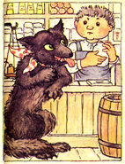 Wolf und die sieben Isa Salomon 1989 bummi 04