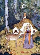 Bruederchen und Schwesterchen Gustaf Tenggren