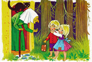 Haensel und Gretel Felicitas Kuhn Moravec Verl 3