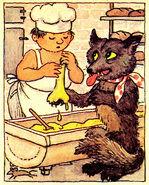 Wolf und die sieben Isa Salomon 1989 bummi 06