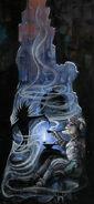 Blaues Licht Hermann Woehler