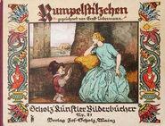 Rumpelstilzchen Ernst Liebermann cover