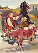 Hans im Glueck Hans Cornaro 1953