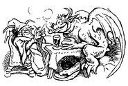 Teufel und Grossmutter Carl Storch 3