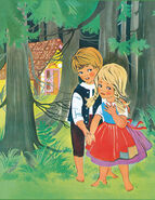 Haensel und Gretel Felicitas Kuhn Schreiber Verl 08