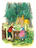 Haensel und Gretel Felicitas Kuhn sammelband 1967 03