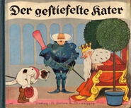 Gestiefelter Kater Fritz Baumgarten Cover