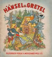 Haensel und Gretel Felictias Kuhn cover 1