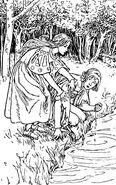 Bruederchen und Schwesterchen Helen Stratton 1903