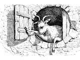 Der Wolf und die sieben jungen Geißlein (Illustrationen)