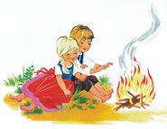 Haensel und Gretel Felicitas Kuhn Schreiber Verl 05