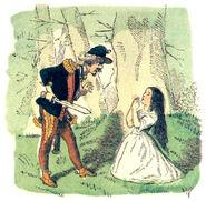 Schneewitchen Hosemann 1847