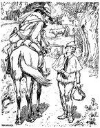 Hans im glueck Baluschek 1925