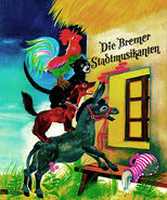 Bremer Stadtmusikanten Felicitas Kuhn Schreiber-Verlag