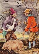 Hans im Glueck Paszthory-Molineus 1953