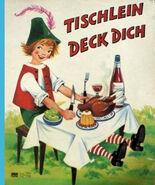 Tischlein Felicitas Kuhn Schreiber-Verlag