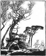 Bruederchen und Schwesterchen Arthur Rackham 1917 1