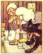 Wolf und die sieben Isa Salomon 1989 bummi 07