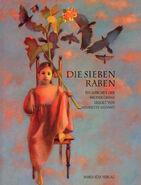 Sieben Raben Henriette Sauvant 1995 cover