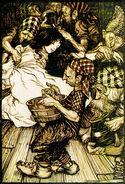 Schneewitchen Arthur Rackham 1909