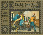 Tischlein Arpad Schmidhammer cover 1