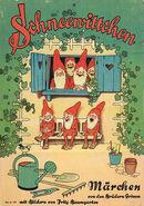 Schneewittchen Fritz-Baumgarten cover