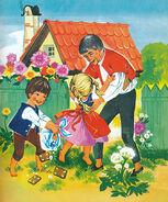 Haensel und Gretel Felicitas Kuhn Schreiber Verl 15